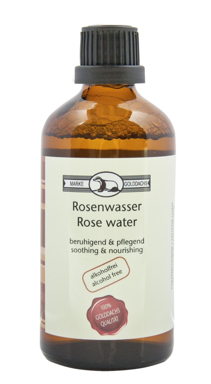 Golddachs Rosenwasser